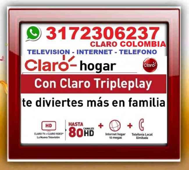 f531a4b8e64 🔴 CLARO HOGAR, Internet, Telefono, Television Dig, Cali - Doplim ...